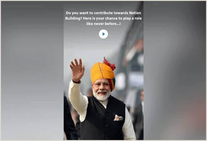 BJP opens membership option on NaMo app here s how the app