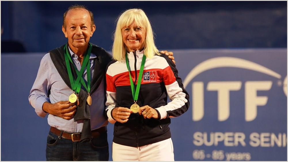 ITF Tennis SENIORS