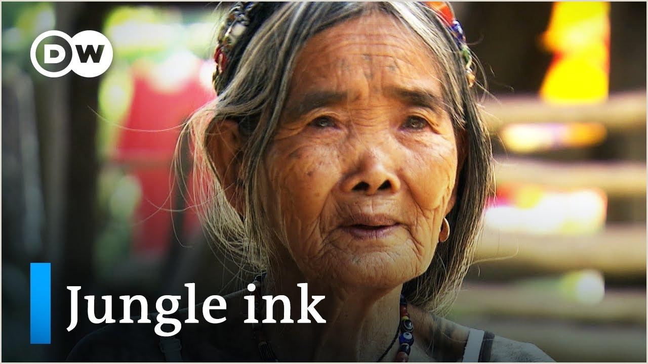 Senior People Meet Login the Last Kalinga Tattoo Artist Whang Od