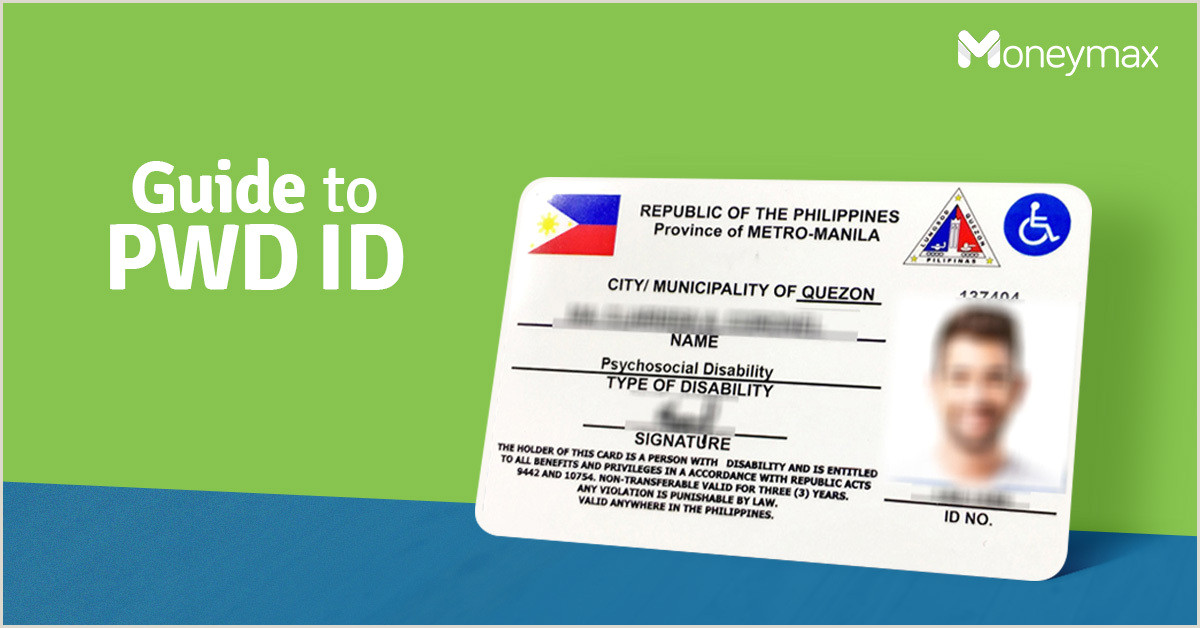 PWD ID Application and Benefits in the Philippines
