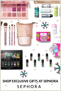 Sephora Mission Statement Holiday 18