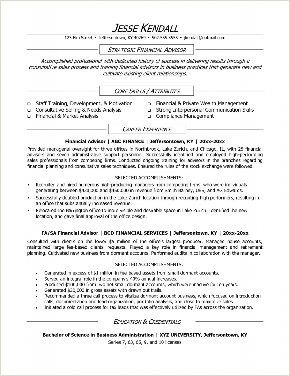 14 15 auto service manager resume