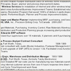 Bar Manager Job Description Resume Free Customer Service