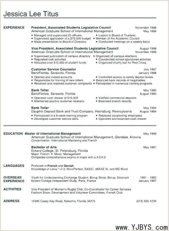Serving Description for Resume Resume for Server Examples Bartender Cv Sample – Server