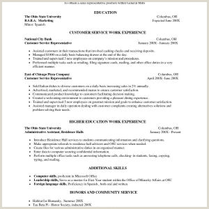 Serving Description for Resume Server Responsibilities for Resume Tuckedletterpress