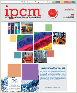 Sherwin Williams Mission Statement Ipcm 48 Magazine November Dicember 2017 by Ipcm