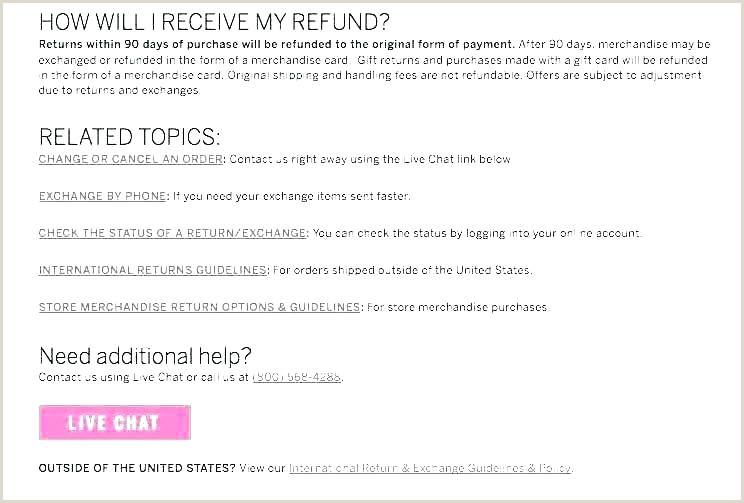 return and refund policy template