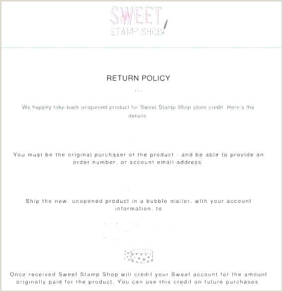 return policy template free