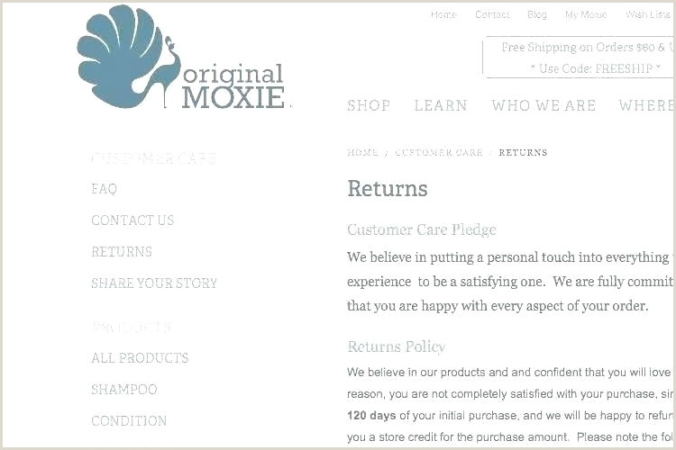 Shopify Return Policy Refund Policy Template Warranty And