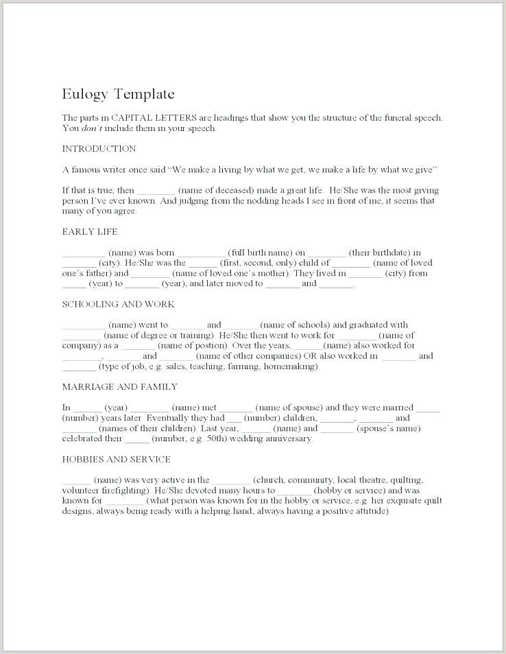 7 8 short obituaries examples