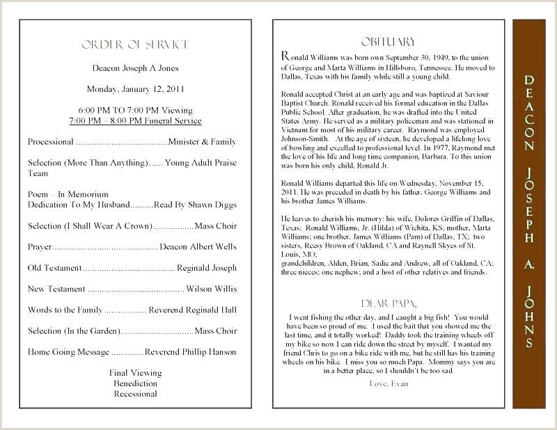 Short Obituary Examples Archives Sample Wording Funeral Idea
