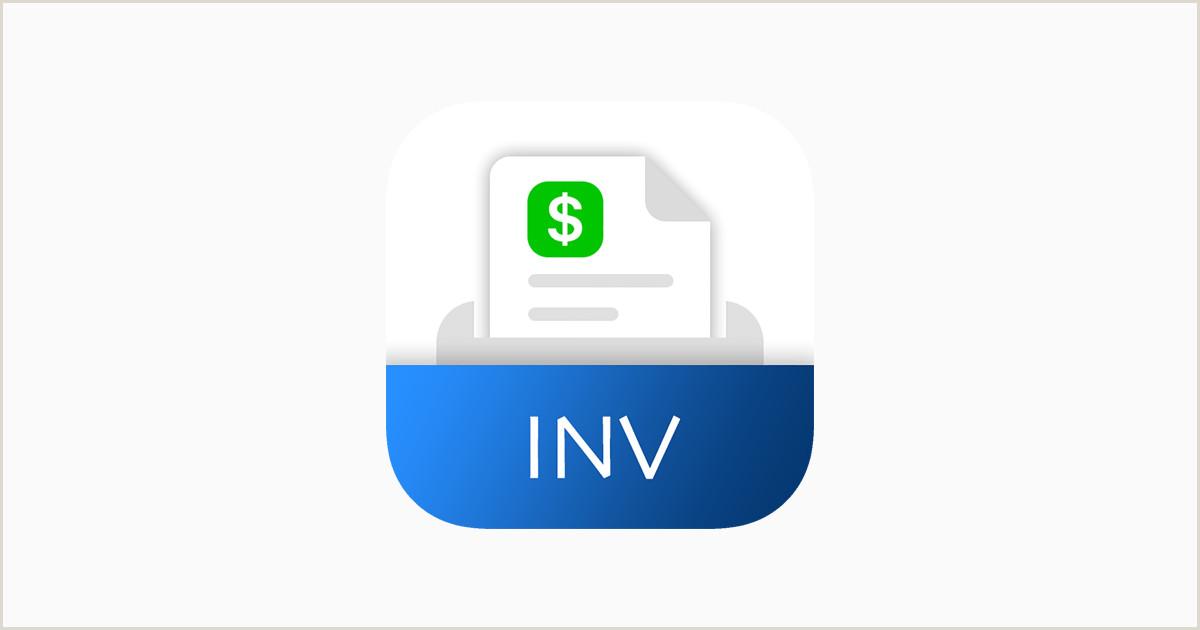 Tiny Invoice dans l App Store