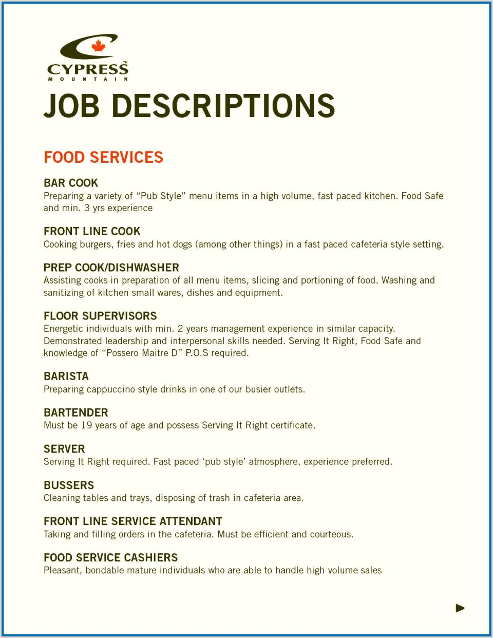 Should I Put Fast Food On My Resume 50 Resume Objective Examples Career Objectives for All Jobs