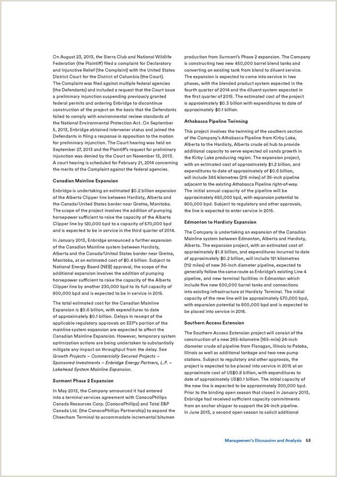 Sierra Club Mission Statement Enbridge Inc