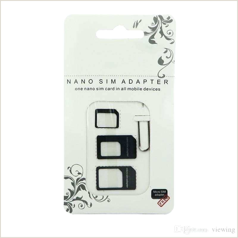 Best Sim Card Adapter Template Micro 7 To Nano Unique Letter