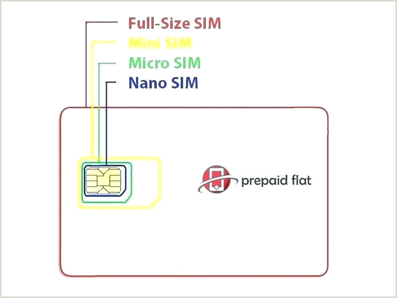 Sim Card Template Pdf Mini Sim Card Template Custom Micro Handy Cutting to Cut
