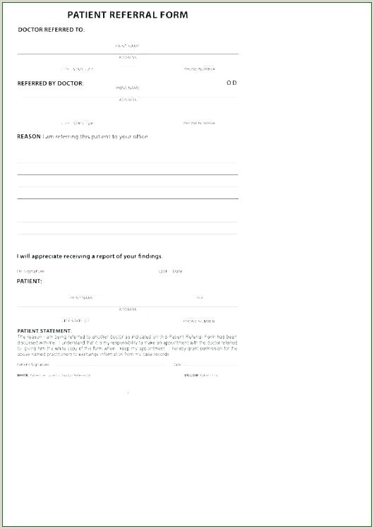 Medical Consent Forms Template Inspirational Records Release