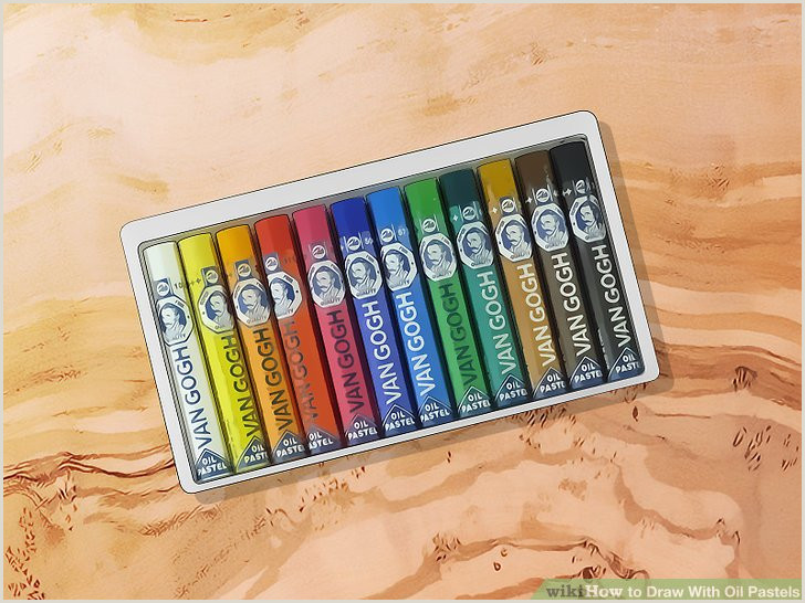 Simple Border Designs for School Projects to Draw 3 Ways to Draw with Oil Pastels Wikihow