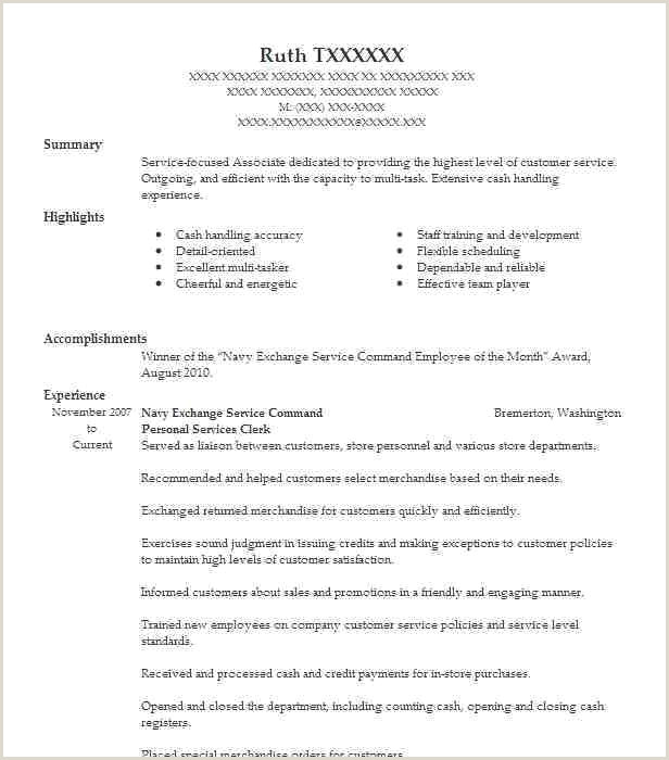 Opening Statement for Resume Best Simple Objective for