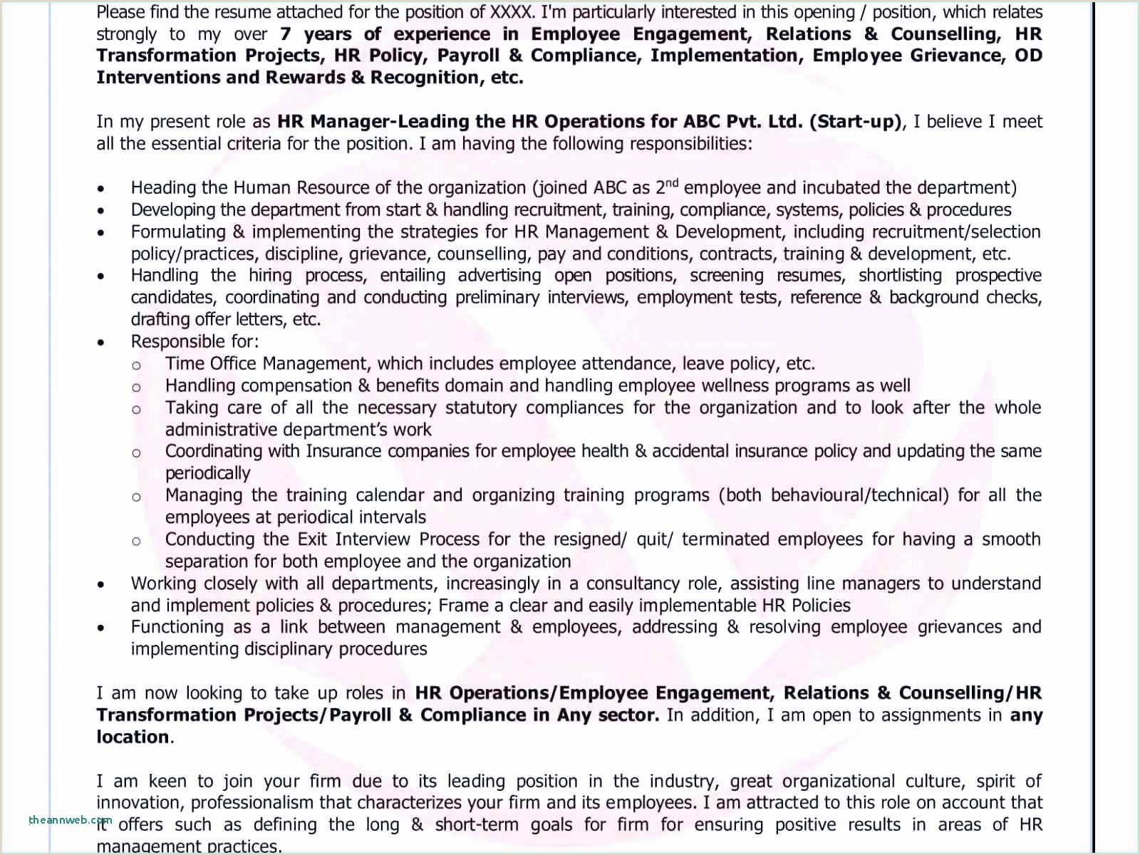Operations Manager Resume Sample Pdf Project Management Best