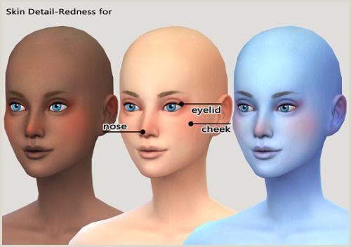 imadako] Skin Detail Redness for Face & Body