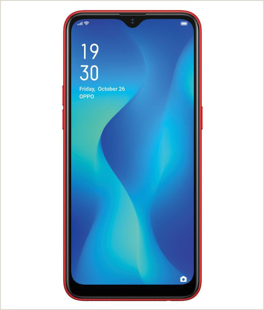 OPPO A1K 32GB 2 GB Red