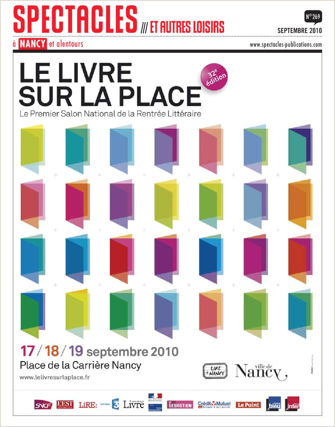 Spectacles  Nancy Septembre 2010 by SPECTACLES