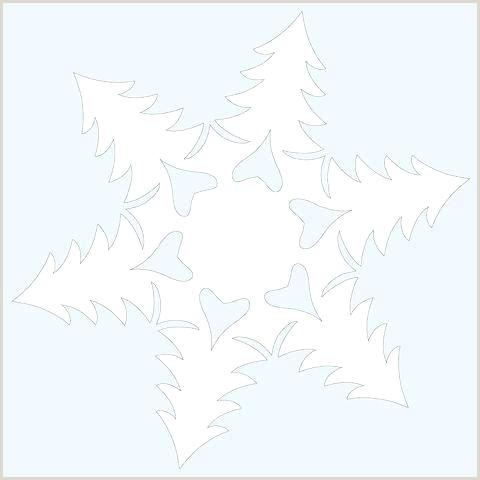 Snowflakes Template Printable 3d Snowflake 2 – innovanza