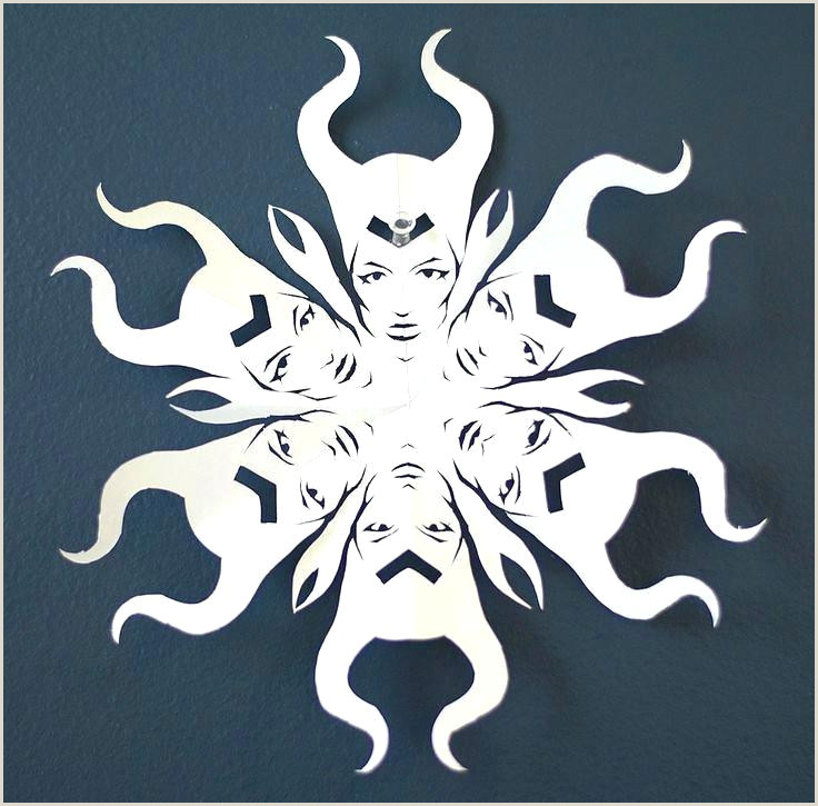 Who Snowflake Pattern Whoa Cool Paper Template Instructions