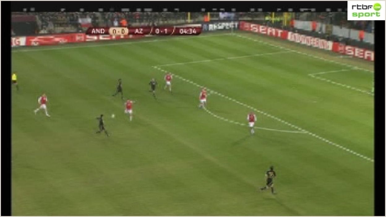 Anderlecht AZ 0 1 le résumé Europa League 1 16¨mes de