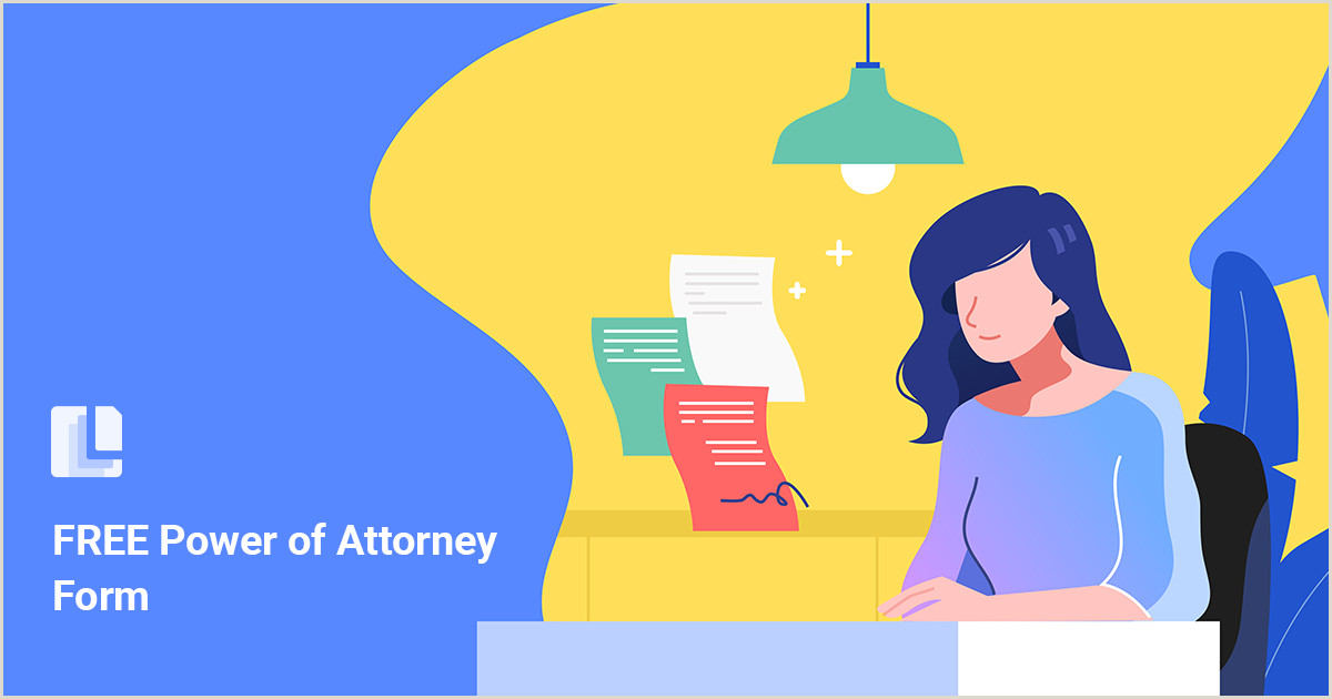 Power of Attorney Form POA