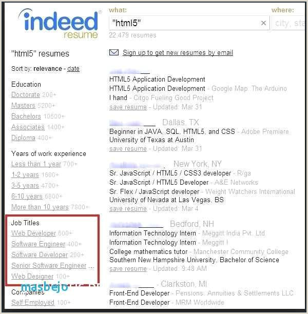Software Programmer Resume Fresh software Engineer Resume Sample