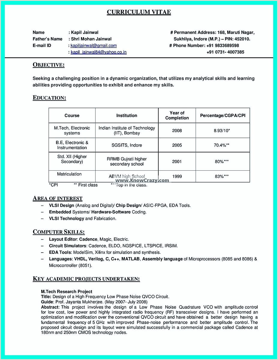 Software Programmer Resume Pin On Resume Template