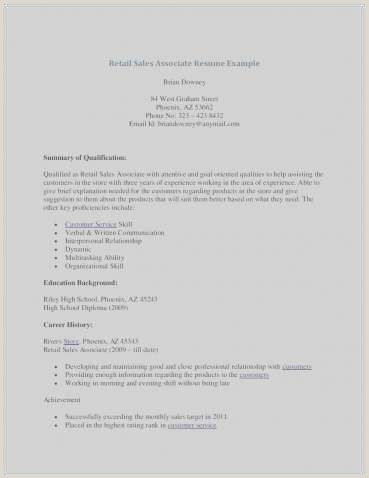 Retail Resumes Sample Examples Retail Resume Sample – Chef