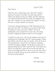 Special Education Cover Letter Examples 19 Best Wel E Letter Images