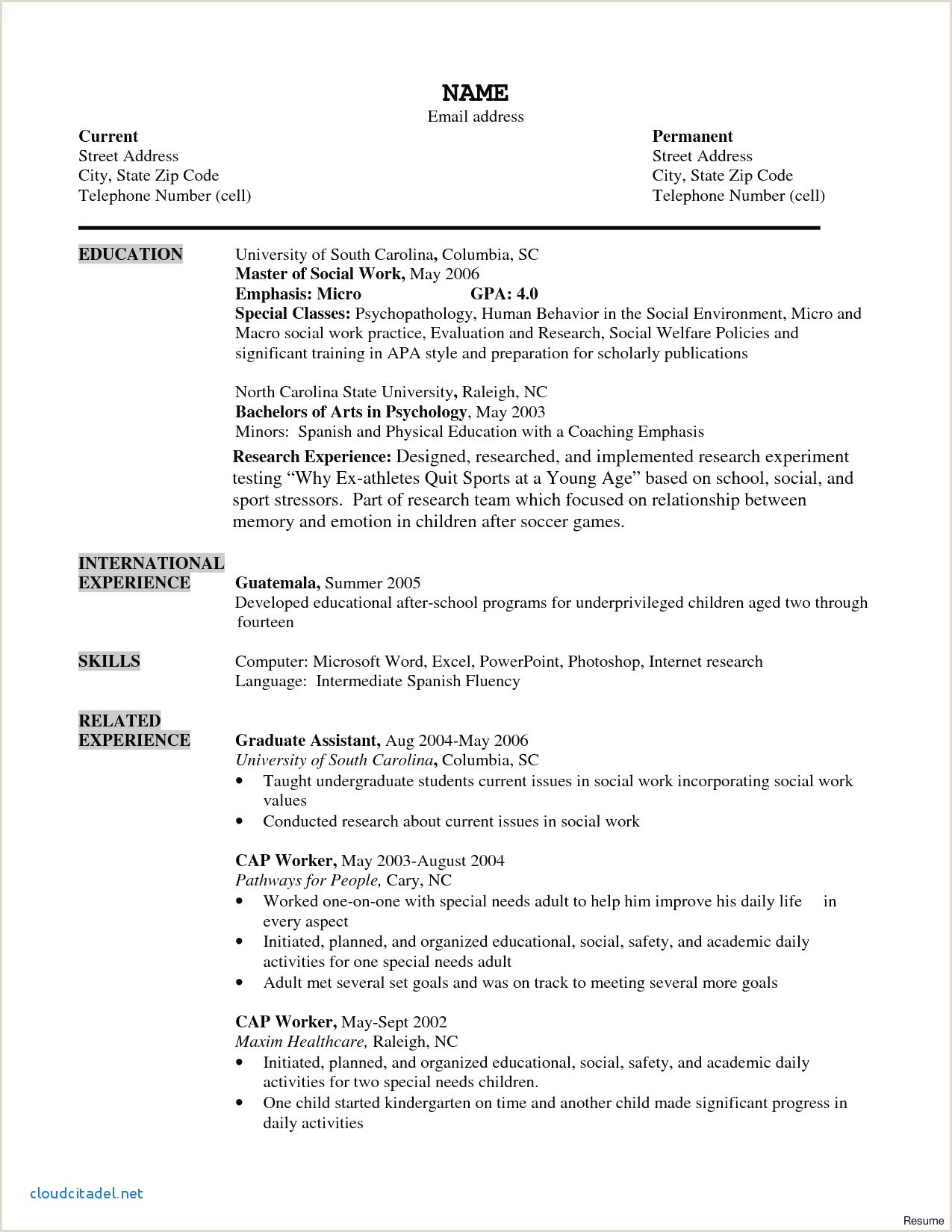 Special Education Cover Letter Examples ✓ Free Powerpoint Cover Page Template Tun