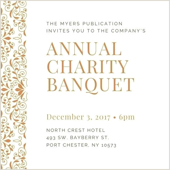 formal banquet invitation template