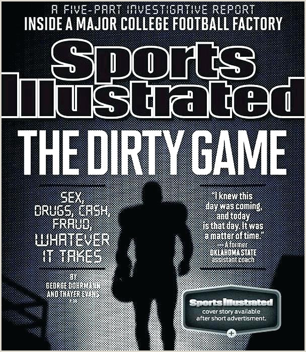 sports illustrated photoshop template