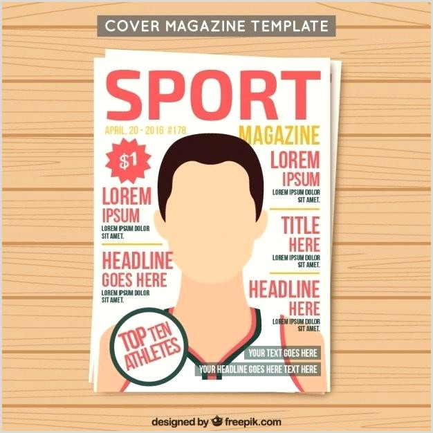 Sports Illustrated Cover Template Psd Sports Illustrated Magazine Cover Template Covers Bay