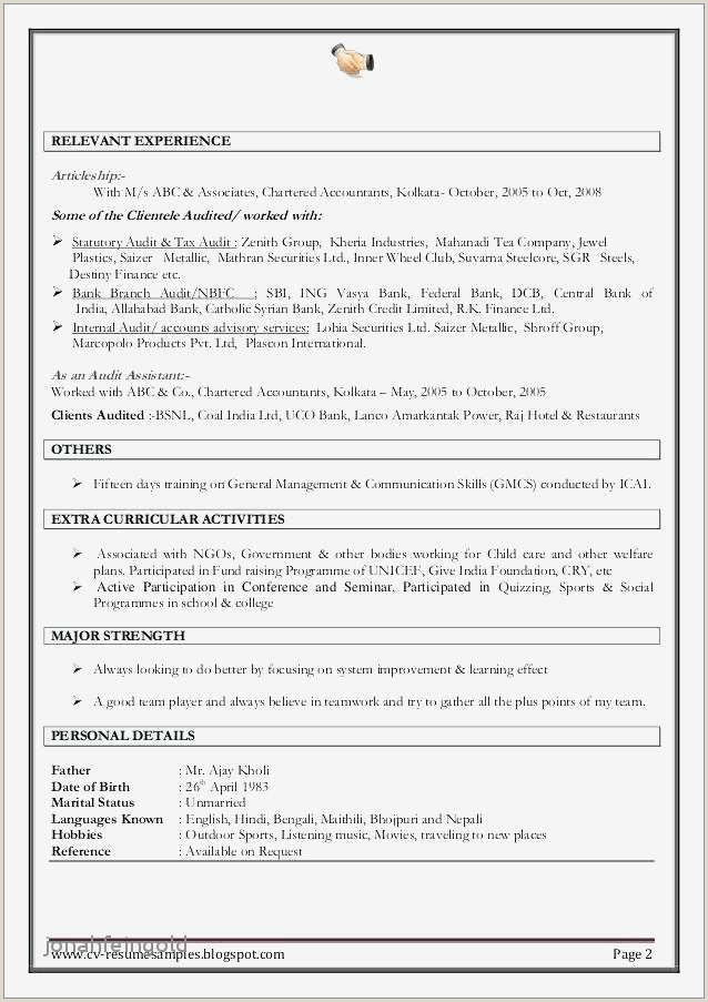 Sports Management Resume Samples Sports Resume Template Examples Good Resume Examples New