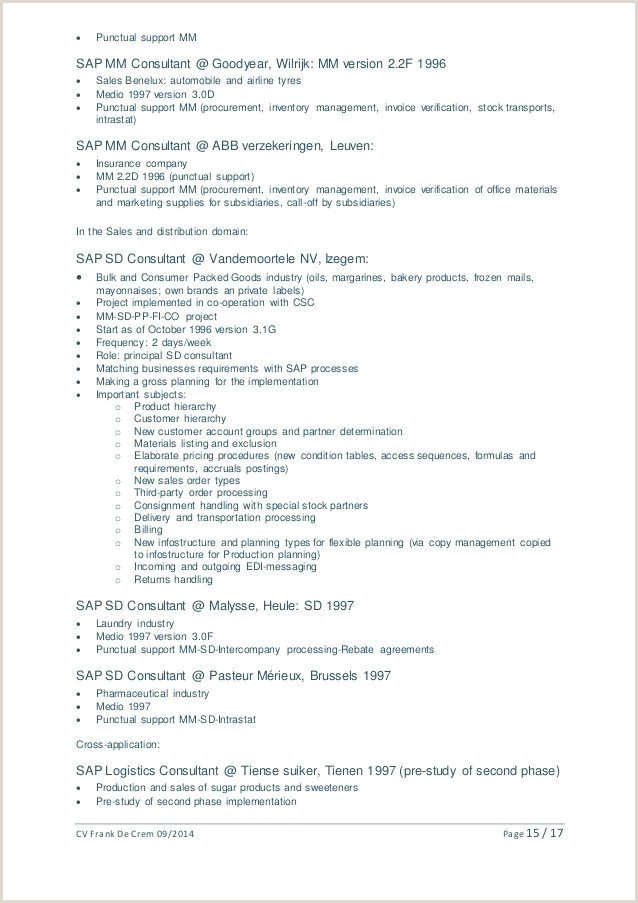 Standard Cv format 2 Pages Resume Reference Page Template Best Reference for A Resume