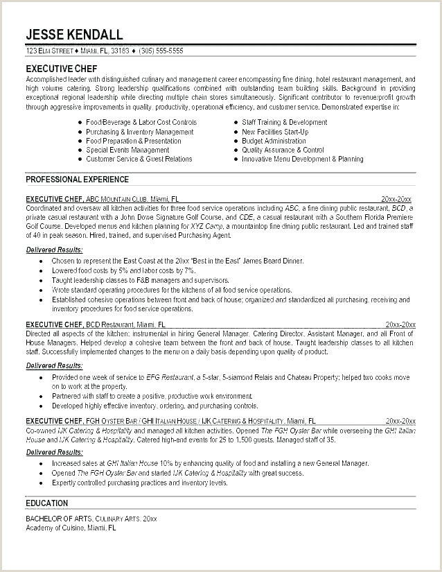 Template Standard Format Resume Sample Curriculum Vitae Cv