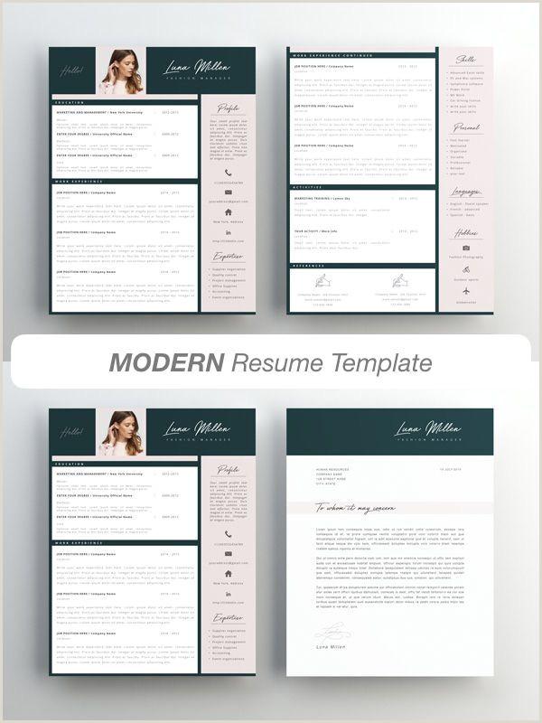 Luxury Editable Cv Template Word – 50ger