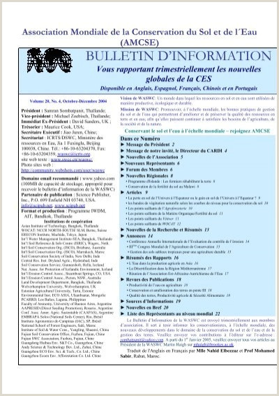 Standard Cv format for Bank Of Uganda association Mondiale De La Conservation Du sol Et World