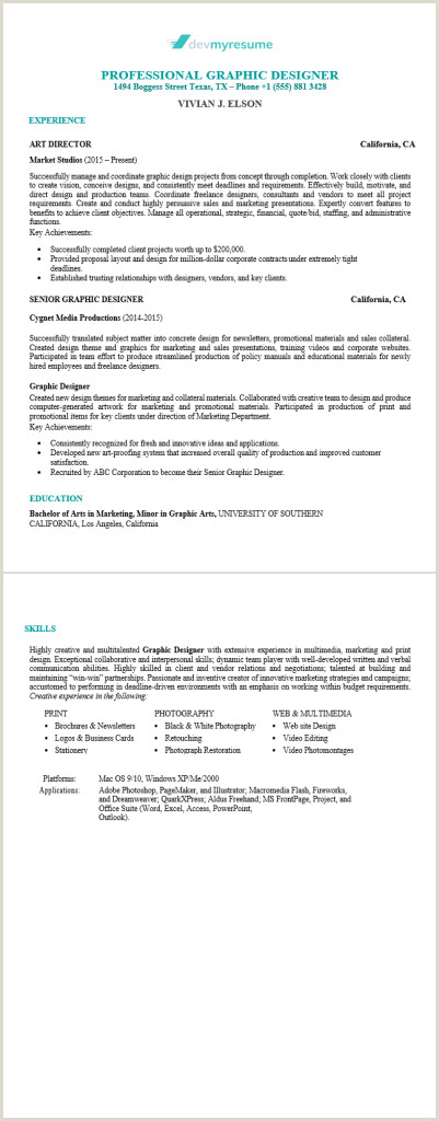 Standard Cv format for Freshers Pdf Graphic Design Resume Sample Fresher Designer Pdf Samples