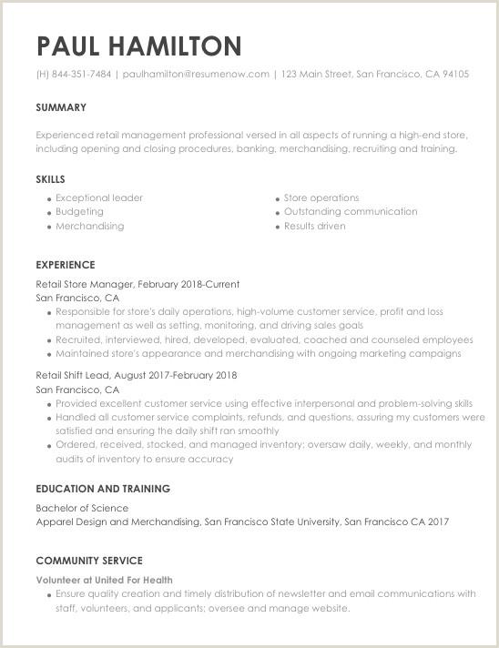 15 Resume Formats Recruiters Love Presentation Matters