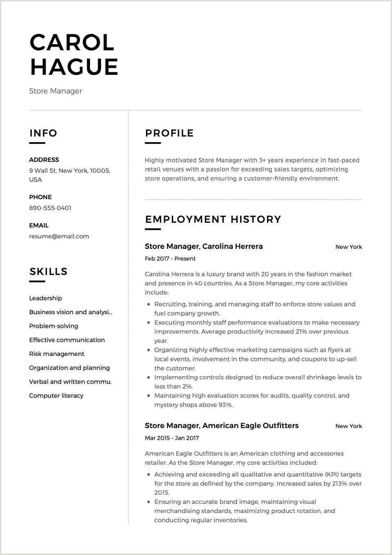 Standard Cv format for Garment Merchandiser Merchandising Operation Manager Resume Eymir Mouldings Co