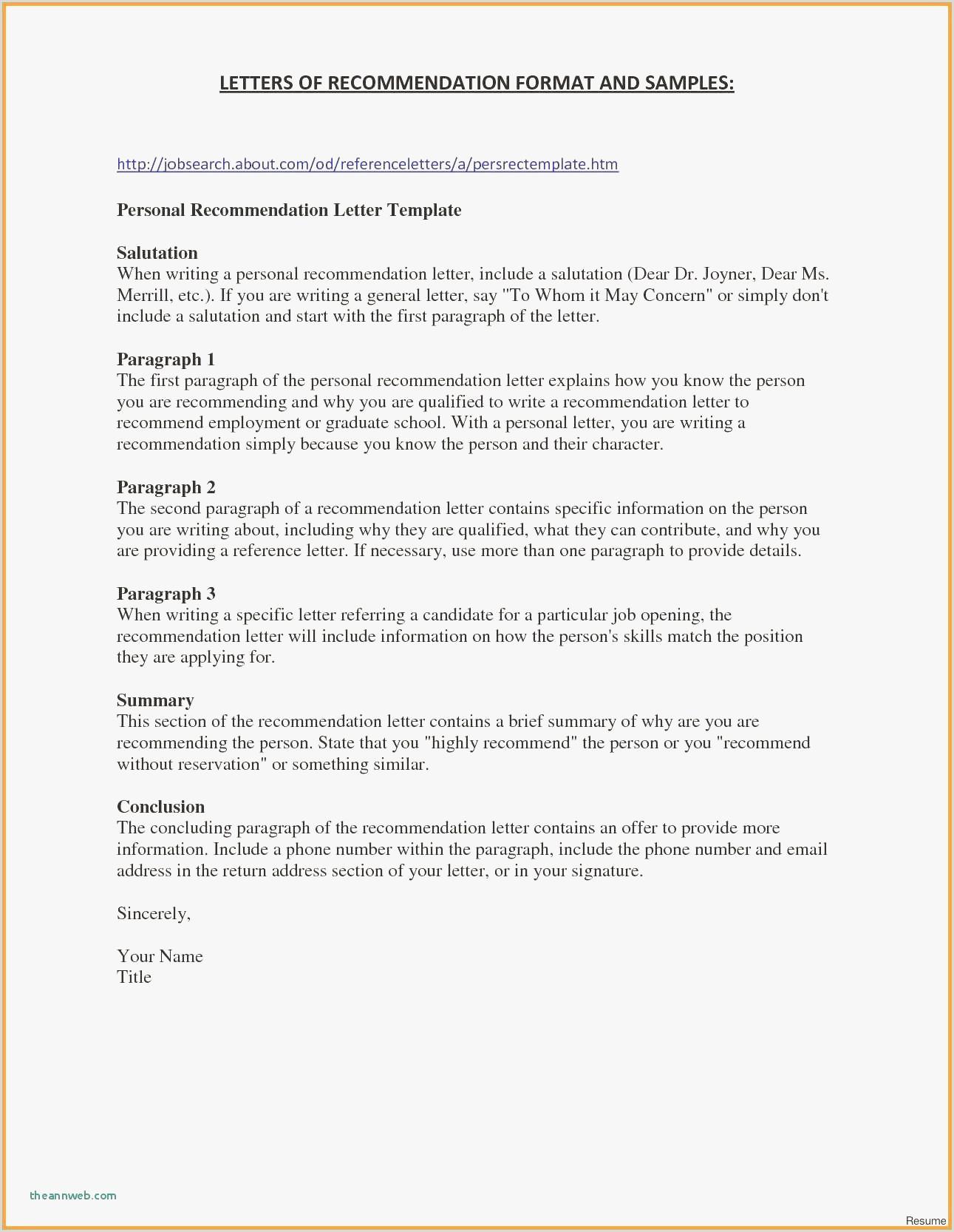 Standard Cv format for Hotel Job 12 Cover Letter for A Hotel Job