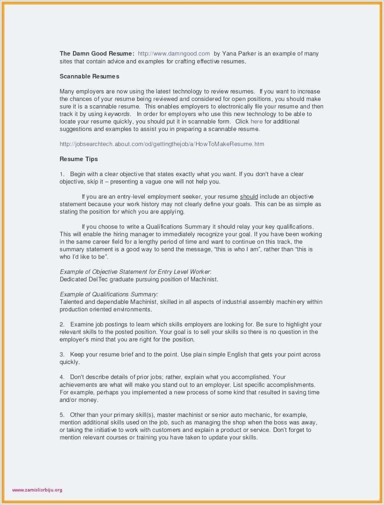 Cv format Paysage Exemple Cover Letter Sample Job