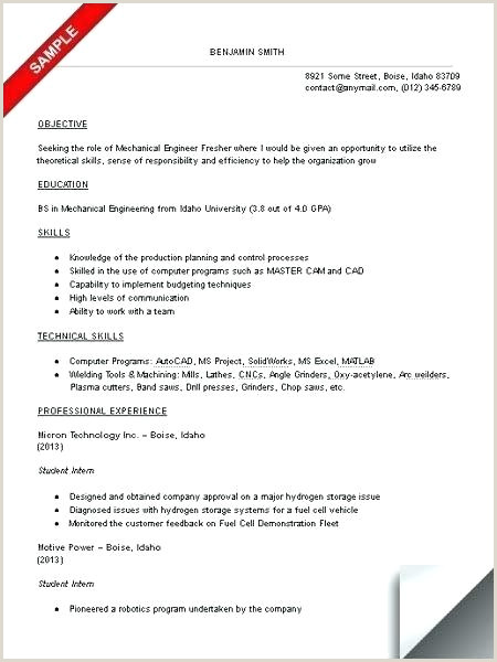 Standard Cv format for Mechanical Engineers Mechanical Engineer Resume Examples – Emelcotest
